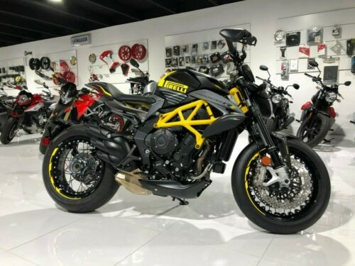 2019 MV Agusta Dragster 800 RR Pirelli — for sale craigslist